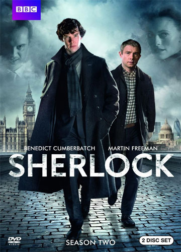 Sherlock / Шерлок 2 сезон (HD-720 качество) 1,2,3 серия (2012)