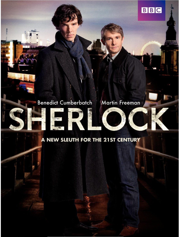 Sherlock / Шерлок 3 сезон (HD-720 качество) 1,2,3 серия (2014)