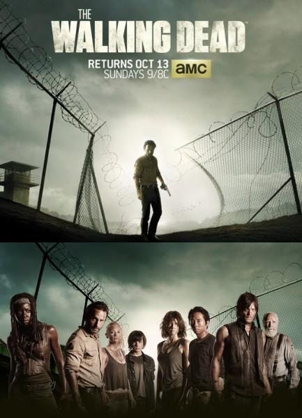 The Walking Dead / Ходячие мертвецы 4 сезон (HD-720 качество) все серии подряд перевод Лостфилм и FoxCrime (2013)