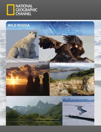 Дикая природа России (HD-720 качество) все выпуски / Wildes Russland (2009)