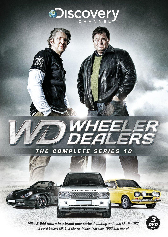 Махинаторы 9,10 Сезон (HD-720 качество) все выпуски / Wheeler Dealers