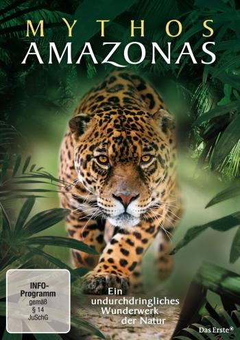 Мифы Амазонки (HD-720 качество) все выпуски / Mythos Amazonas (2010)
