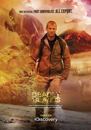 Смертельные острова (HD-720 качество) все выпуски / Deadly Islands (2014)