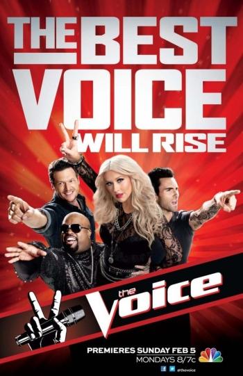 Голос Америки 1 2 3 4 5 6 Сезон (HD-720 качество) все выпуски подряд / The Voice