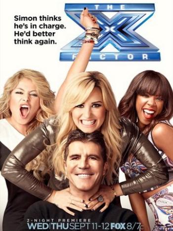 Х-Фактор США 3 Сезон (HD-720 качество) все выпуски подряд / The X Factor (2013)