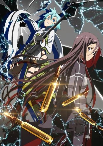 Мастера меча онлайн 2 Сезон (HD-720 качество) все серии подряд / Sword Art Online (2014)