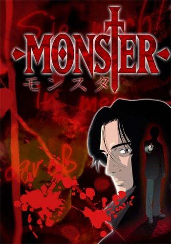 Монстр (HD-720 качество) все серии подряд / Monster (2004)
