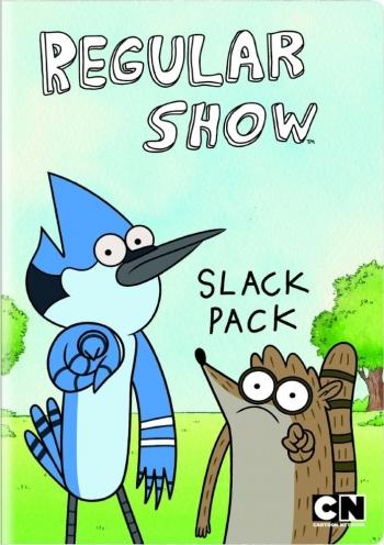 Обычное шоу все серии (HD-720 качество) / Regular Show (2010)