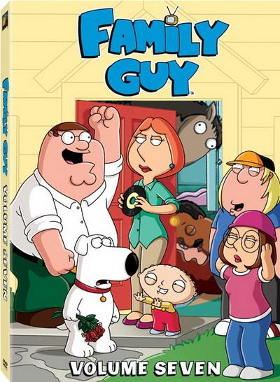 Гриффины 7 Сезон (HD-720 качество) все серии подряд / Family Guy (2008-2009)