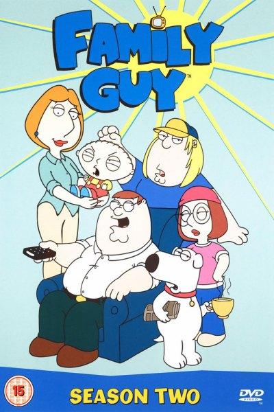 Гриффины 2 Сезон (HD-720 качество) все серии подряд / Family Guy (1999-2000)