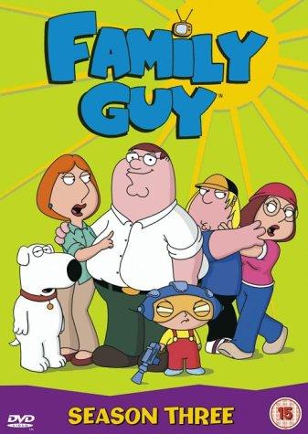 Гриффины 3 Сезон (HD-720 качество) все серии подряд / Family Guy (2001-2002)