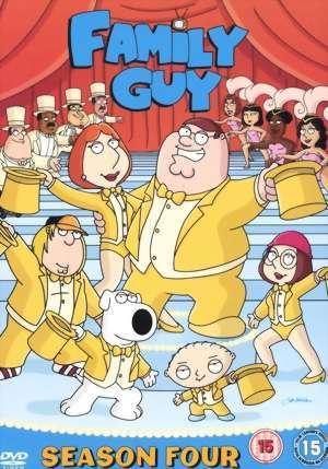 Гриффины 4 Сезон (HD-720 качество) все серии подряд / Family Guy (2005-2006)