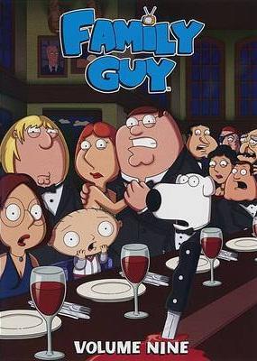 Гриффины 9 Сезон (HD-720 качество) все серии подряд / Family Guy (2010-2011)
