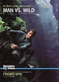 Discovery: Выжить любой ценой 1,2,3,4,5,6,7 Сезон (HD-720 качество) все серии подряд / Discovery: Ultimate Survival (2005-2011)