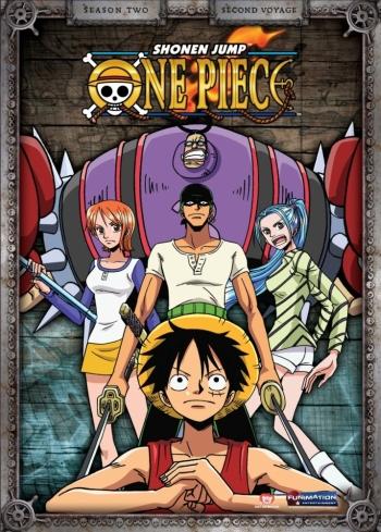 Ван-Пис (HD-720 качество) все серии подряд / Wan pîsu: One Piece (1999)